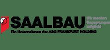 SAALBAU Logo